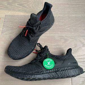 Adidas Ultra Boost 4 Triple